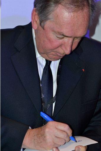 Gérard Houllier musste seine Trainerkarriere bei Liverpool wegen einer Krankheit beenden.