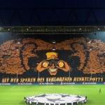 Das Making-Of der Dortmunder Choreografie gegen Malaga