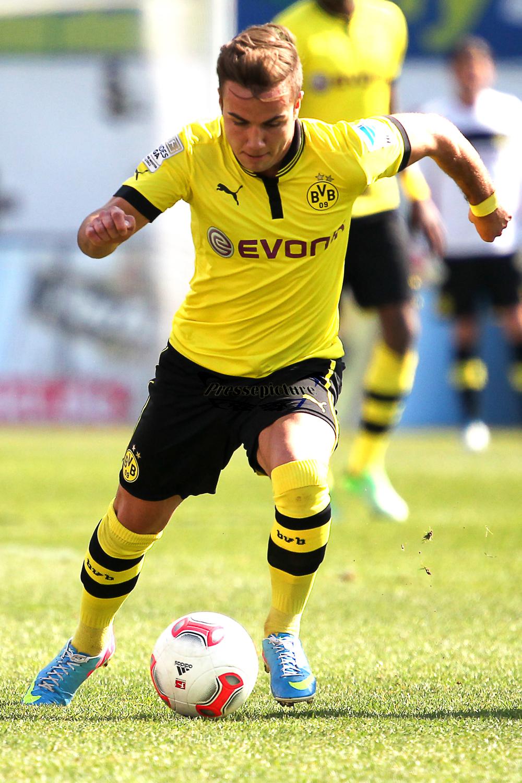 SpVgg Greuther Fürth - Borussia Dortmund, 13.04.2013,